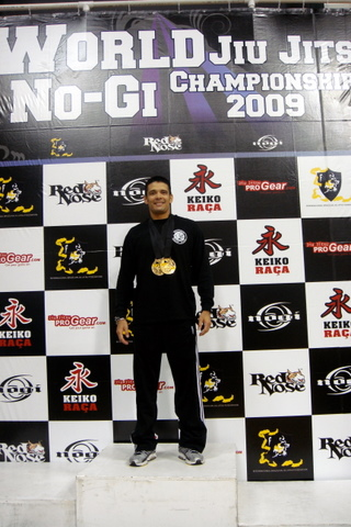 2009 World No-Gi Champion