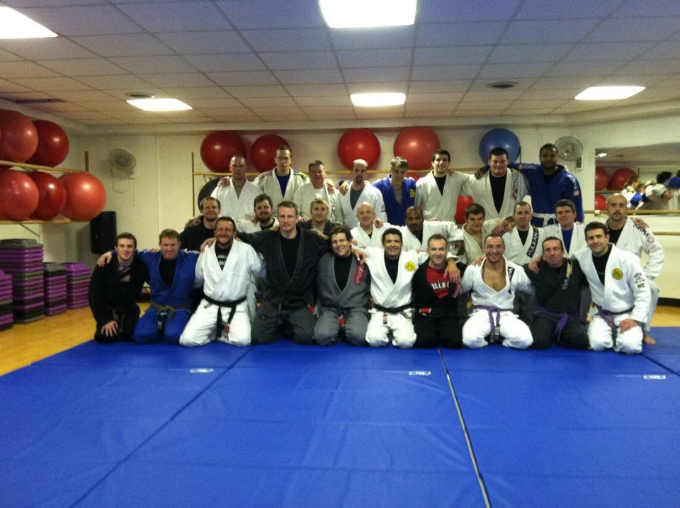 2011 Fall BJJ Camp (Group Picture)