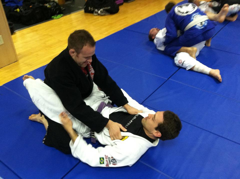 2011 Fall BJJ Camp (Kyle and Robert)