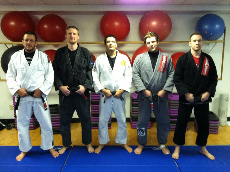 2011 Fall BJJ Camp (Black Belts)
