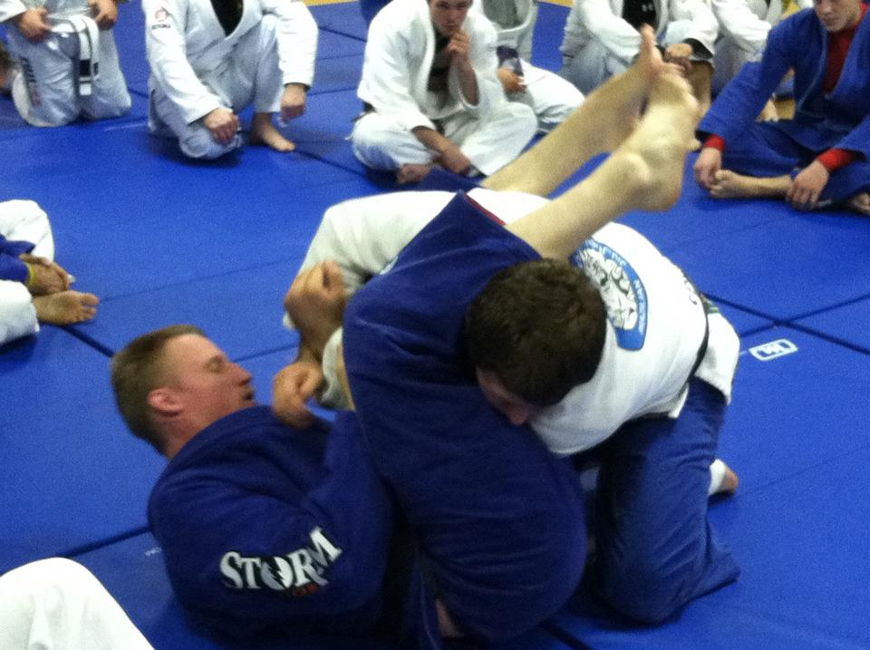 "2011 Fall BJJ Camp (Mike ""Joker"")"