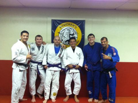 New Purple Belts
